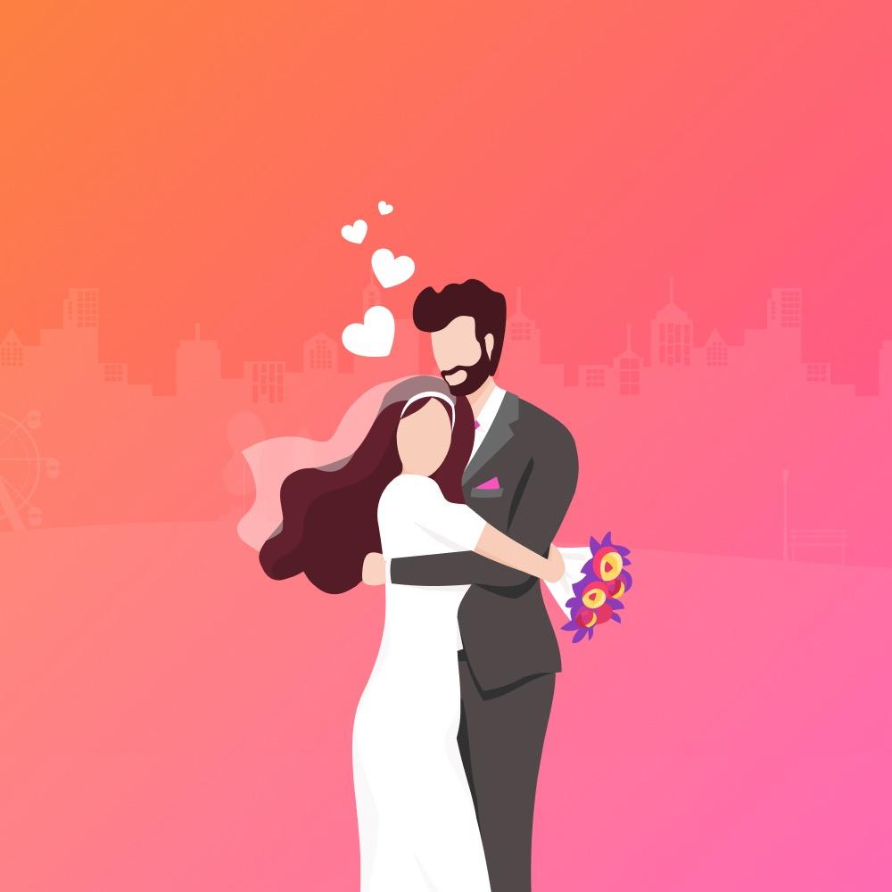 I Got My Bride 👰